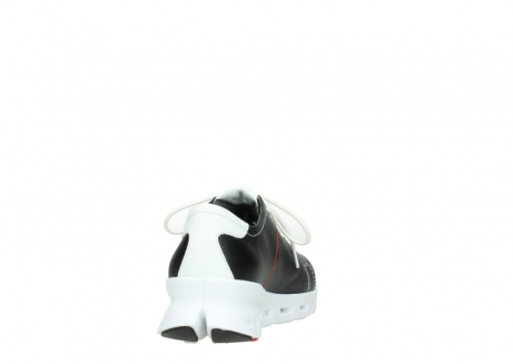 wolky sneakers 02051 mega 20000 black leather_8