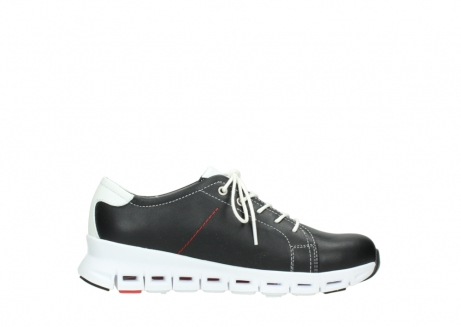 wolky sneakers 02051 mega 20000 black leather_13
