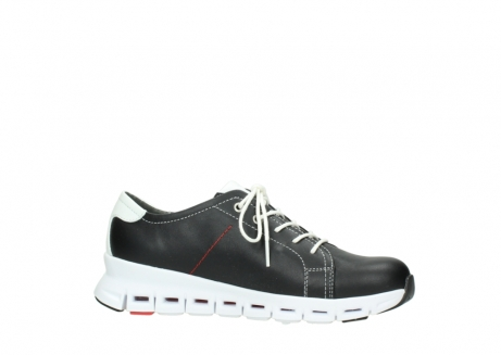 wolky sneakers 02051 mega 20000 black leather_14