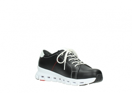 wolky sneakers 02051 mega 20000 black leather_16