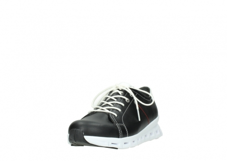 wolky sneakers 02051 mega 20000 black leather_21