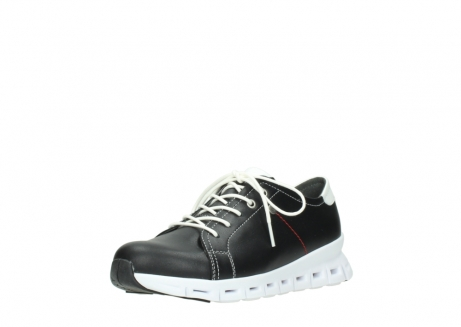 wolky sneakers 02051 mega 20000 black leather_22