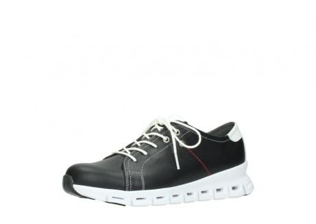 wolky sneakers 02051 mega 20000 black leather_23