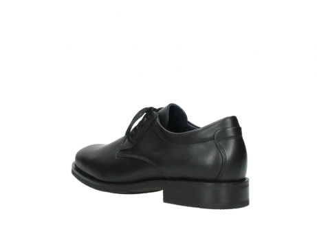 wolky lace up shoes 02180 santiago 31000 black leather_4