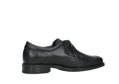 wolky lace up shoes 02180 santiago 31000 black leather_12