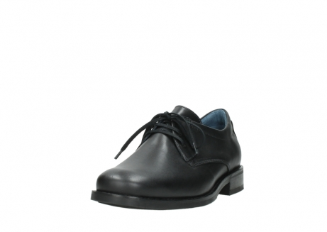 wolky lace up shoes 02180 santiago 31000 black leather_21