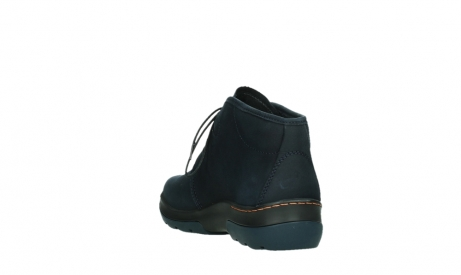 wolky lace up boots 03025 dub _9