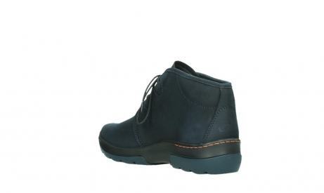 wolky lace up boots 03025 dub _10