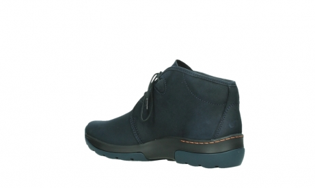wolky lace up boots 03025 dub _11