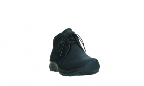 wolky lace up boots 03025 dub _21