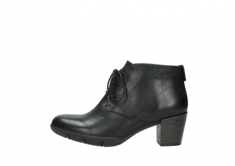 wolky lace up boots 03675 bighorn 30002 black leather_1