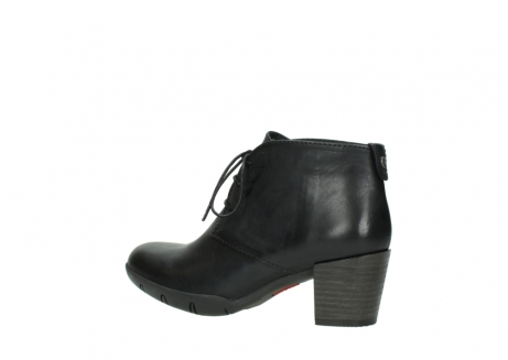 wolky lace up boots 03675 bighorn 30002 black leather_3