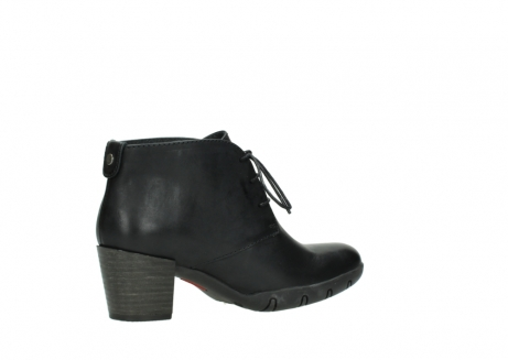 wolky lace up boots 03675 bighorn 30002 black leather_11