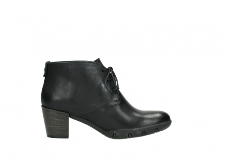 wolky lace up boots 03675 bighorn 30002 black leather_13