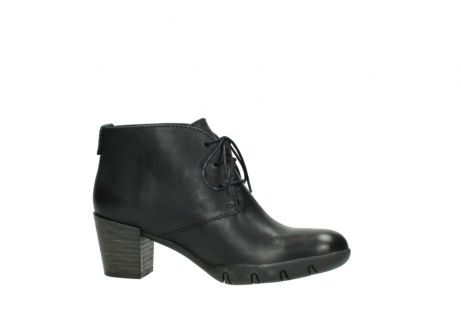 wolky lace up boots 03675 bighorn 30002 black leather_14