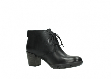 wolky lace up boots 03675 bighorn 30002 black leather_15