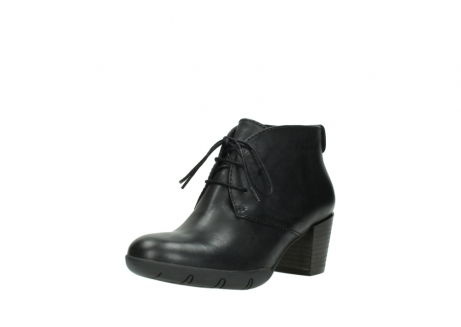 wolky lace up boots 03675 bighorn 30002 black leather_22