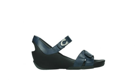 wolky sandalen 03775 epoch 20800 blue leather_1