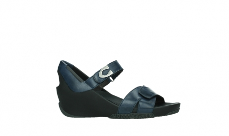 wolky sandalen 03775 epoch 20800 blue leather_2