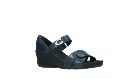 wolky sandalen 03775 epoch 20800 blue leather_3