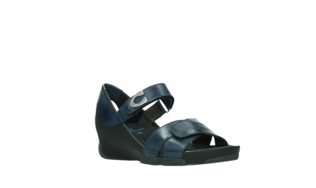 wolky sandalen 03775 epoch 20800 blue leather_4