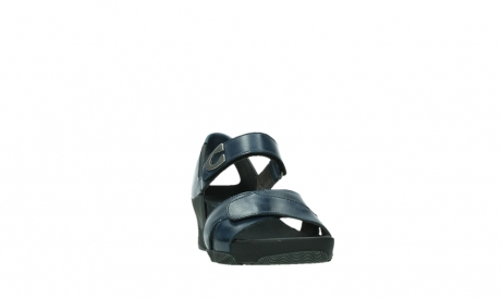 wolky sandalen 03775 epoch 20800 blue leather_6
