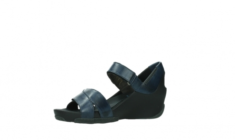 wolky sandalen 03775 epoch 20800 blue leather_11