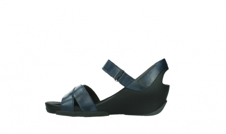 wolky sandalen 03775 epoch 20800 blue leather_13