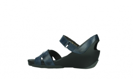 wolky sandalen 03775 epoch 20800 blue leather_14