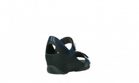 wolky sandalen 03775 epoch 20800 blue leather_21