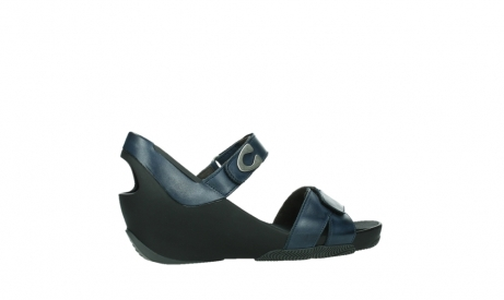 wolky sandalen 03775 epoch 20800 blue leather_24