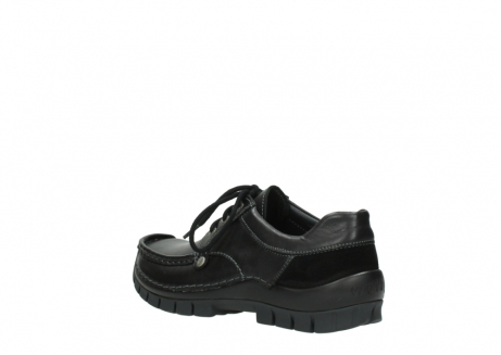 wolky lace up shoes 04734 seamy fly winter 20000 black leather_4