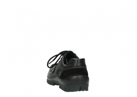 wolky lace up shoes 04734 seamy fly winter 20000 black leather_6