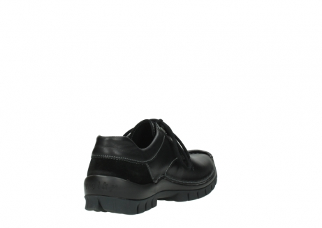 wolky lace up shoes 04734 seamy fly winter 20000 black leather_9