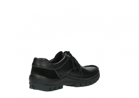 wolky lace up shoes 04734 seamy fly winter 20000 black leather_10