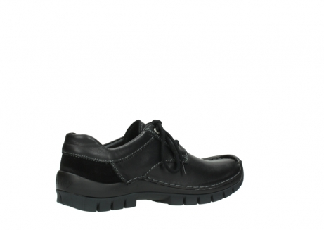 wolky lace up shoes 04734 seamy fly winter 20000 black leather_11