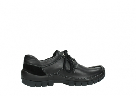 wolky lace up shoes 04734 seamy fly winter 20000 black leather_12