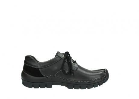 wolky lace up shoes 04734 seamy fly winter 20000 black leather_13