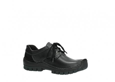 wolky lace up shoes 04734 seamy fly winter 20000 black leather_15
