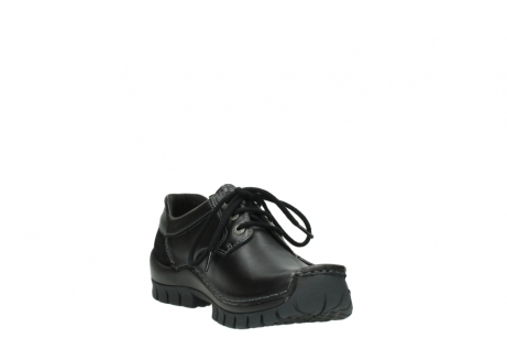 wolky lace up shoes 04734 seamy fly winter 20000 black leather_17