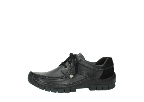 wolky lace up shoes 04734 seamy fly winter 20000 black leather_24