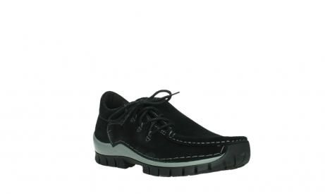 wolky lace up shoes 04737 side winter 40000 black oiled suede_4