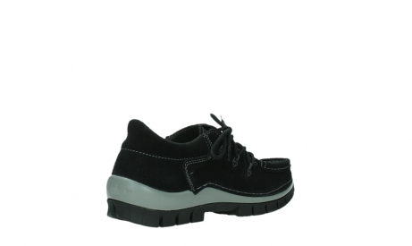 wolky lace up shoes 04737 side winter 40000 black oiled suede_22