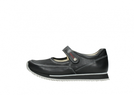 wolky mary janes 05801 e step 20009 black stretch leather_1