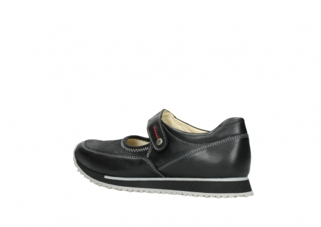 wolky mary janes 05801 e step 20009 black stretch leather_3