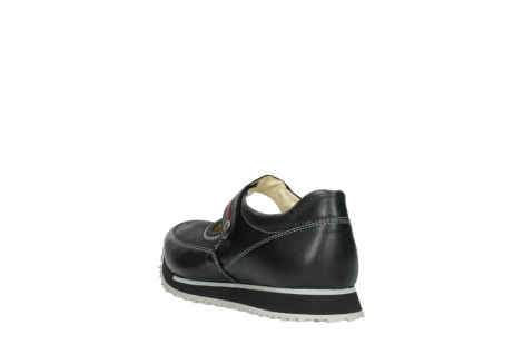 wolky mary janes 05801 e step 20009 black stretch leather_5