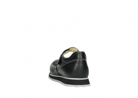 wolky mary janes 05801 e step 20009 black stretch leather_6