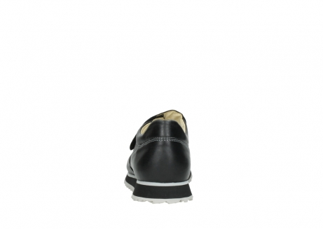 wolky mary janes 05801 e step 20009 black stretch leather_7