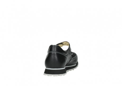 wolky mary janes 05801 e step 20009 black stretch leather_8
