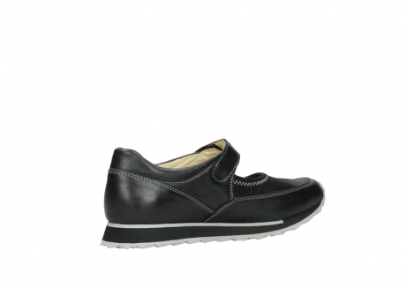 wolky mary janes 05801 e step 20009 black stretch leather_11